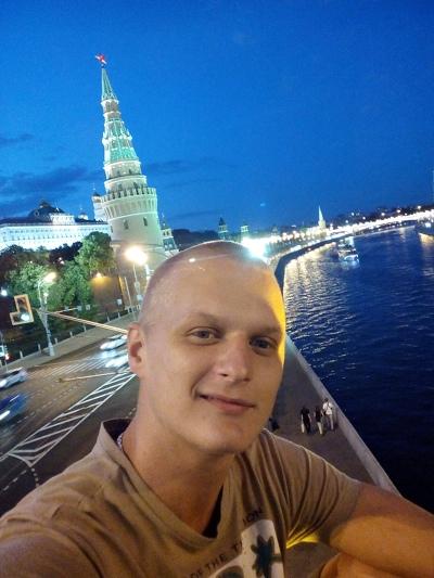 Михаил Беломестных