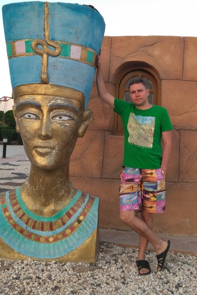 John, 38, Kazan'