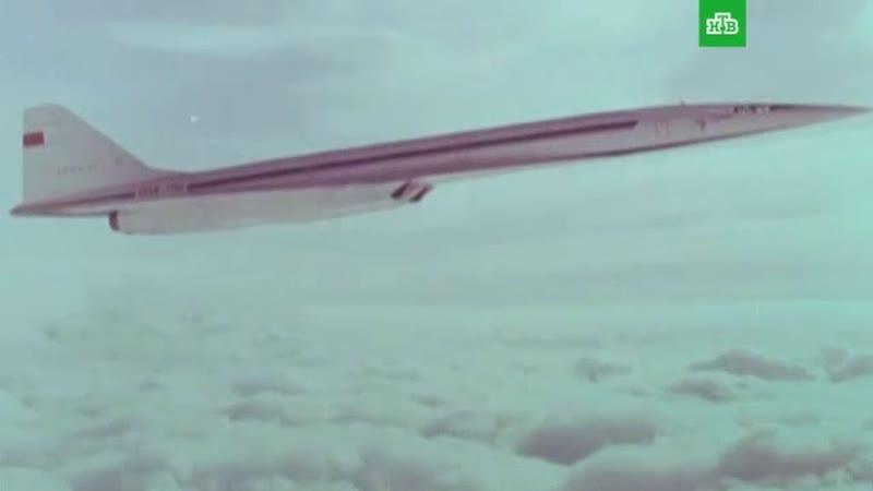 Гость из будущего кгодовщине первого полета легендарного Ту 144