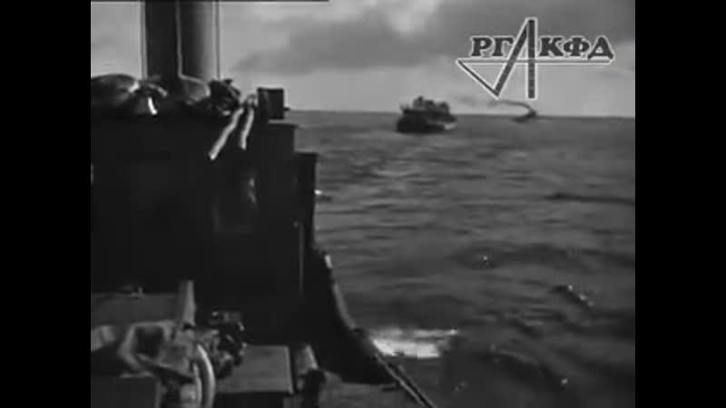 Документальный фильм «Ладога», снятый в 1942 году операторами Ленинградской объединенной студии кинохроники.