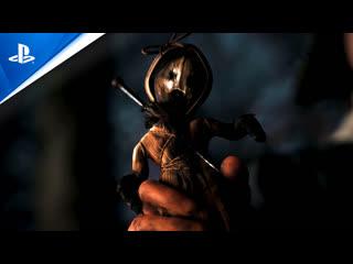 The Dark Pictures: Little Hope | Релизный трейлер | PS4