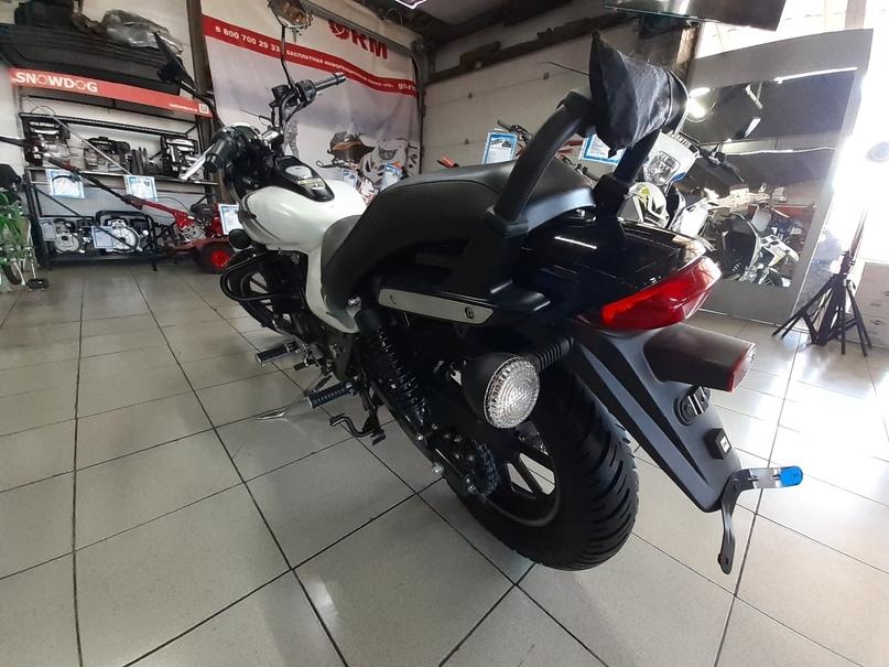 Обзор Мотоцикла BAJAJ Avenger 220 Street, изображение №3