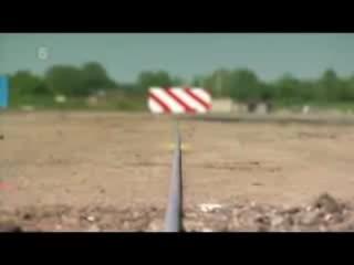 Краш-тест (уничтожение) Ford Focus на скорости 200км-ч.mp4