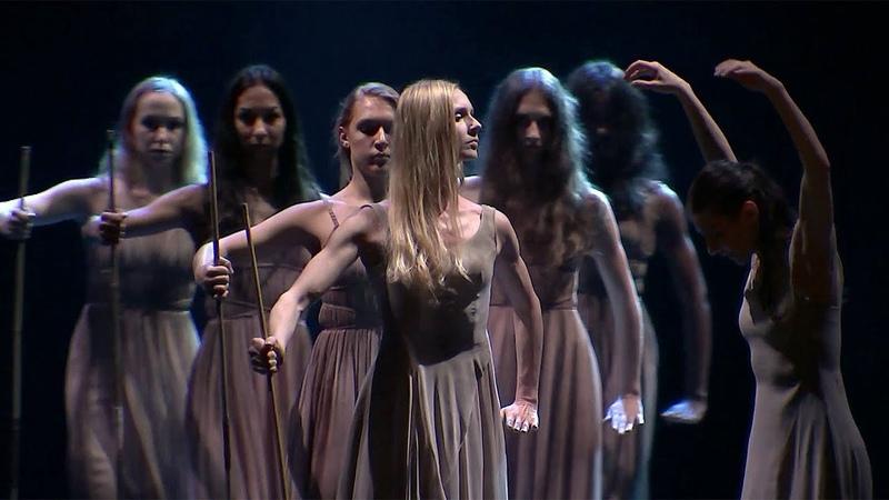 Совершенно новую Жизель представил на Чеховском фестивале знаменитый хореограф Акрам Хан.