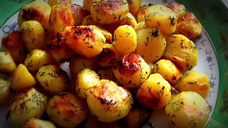 Майдасы да картоп| Прелестно Вкусная картошка за минуты