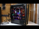 In Win H-FRAME LIMITED EDITION WATER COOLED GAMING PC TIME LAPSE / EXTREAM PC 13