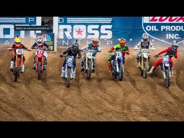 Racer X Films: 125 All Star Race   2019 Hangtown
