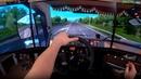 Дальнобойщик от первого лица - Euro Truck Simulator 2 [4К 60FPS]