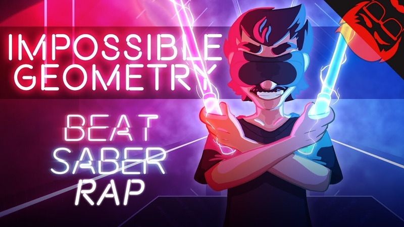 The Stupendium Impossible Geometry Beat Saber feat Chi chi