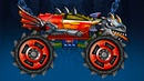 Mad Truck Challenge 1 Кид играет в Безумный ГРУЗОВИК Челлендж - Гонки и бои машин с боссами на мк