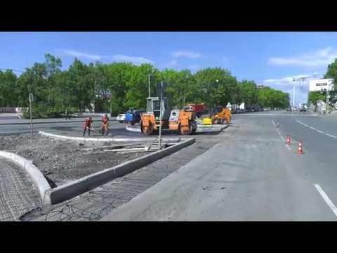 В районе Гайдамака расширяют разворотную полосу