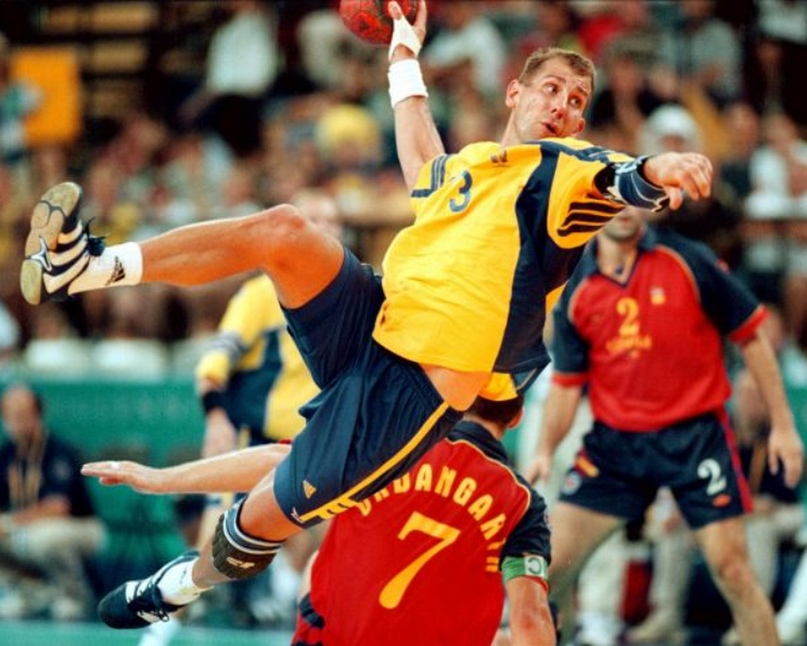 Магнус Висландер. Лучший гандболист ХХ века и самый знаменитый почтальон мира, изображение №4