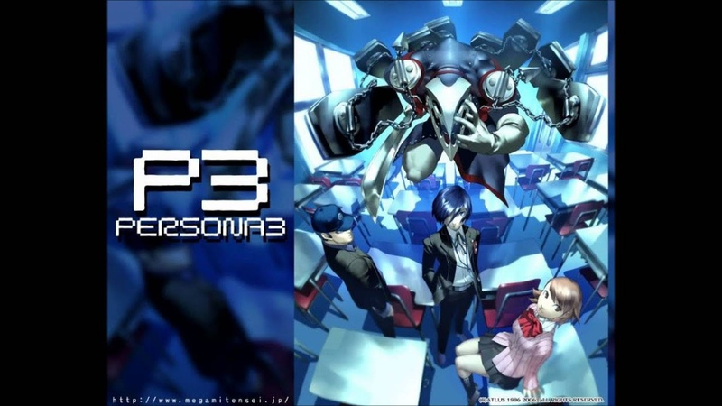 Persona 3 OST Burn My Dread Last Battle