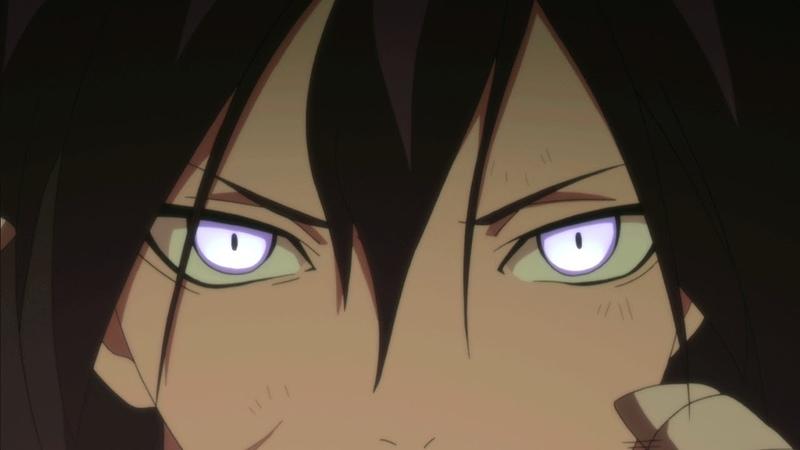 Бездомный бог 2 сезон 5 серия Божественное одобрение Озвучка Noragami Aragoto