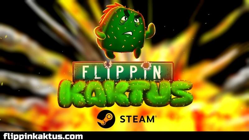 Flippin Kaktus | Game Trailer