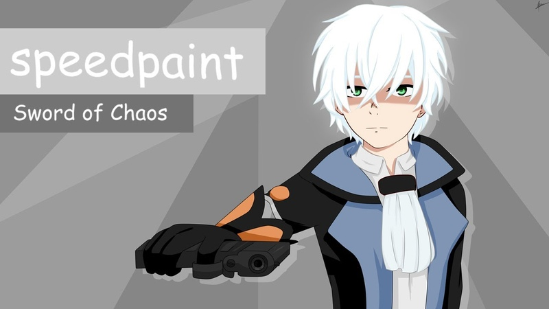 【SPEEDPAINT】 - Sword of Chaos - Paint Tool SAI - | №13