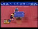 J O Waldner vs Timo Boll Athens 2004 Olympic Games Waldner's points