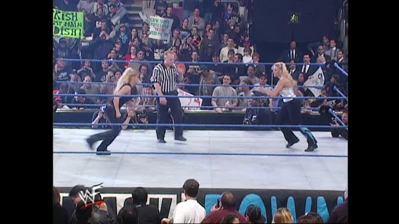 WWF SmackDown 07.12.2000 - Molly Holly vs Trish Stratus
