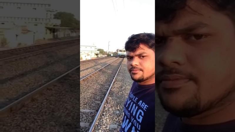 OMG Hyderabad student selfie bid ends in horror gets hit by approaching train