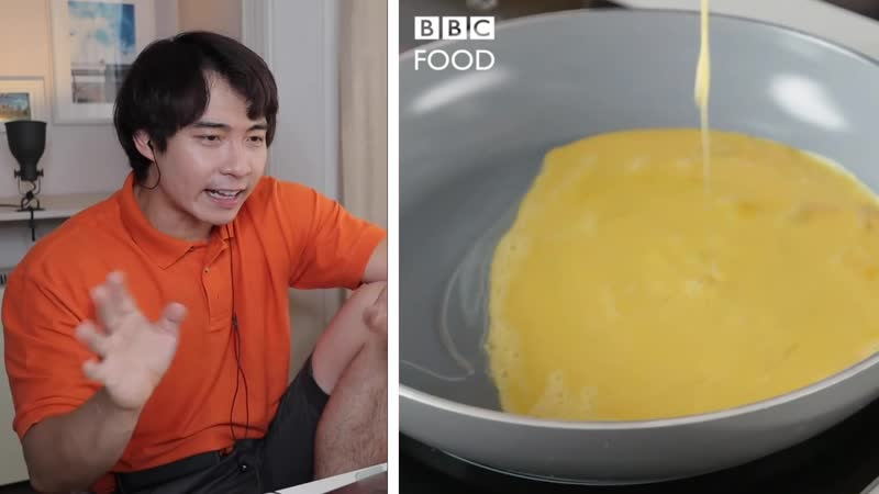 Uncle Roger DISGUSTED by this Egg Fried Rice Video BBC Food