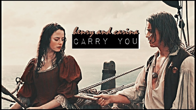Henry and Carina POTC carry you