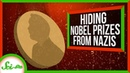 Hiding a Nobel Prize From the Nazis