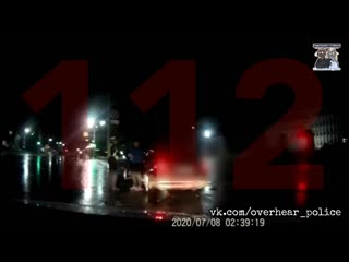 Мэра Саяногорска поймали пьяным за рулем