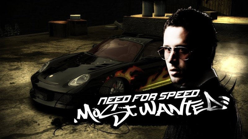 Need for Speed Most Wanted ЧЕРНЫЙ СПИСОК 10 Volkswagen Golf GTI ПРОТИВ Porsche Cayman S