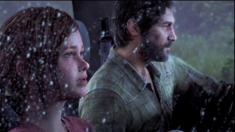 The Last of Us Truck Ambush Cutscene