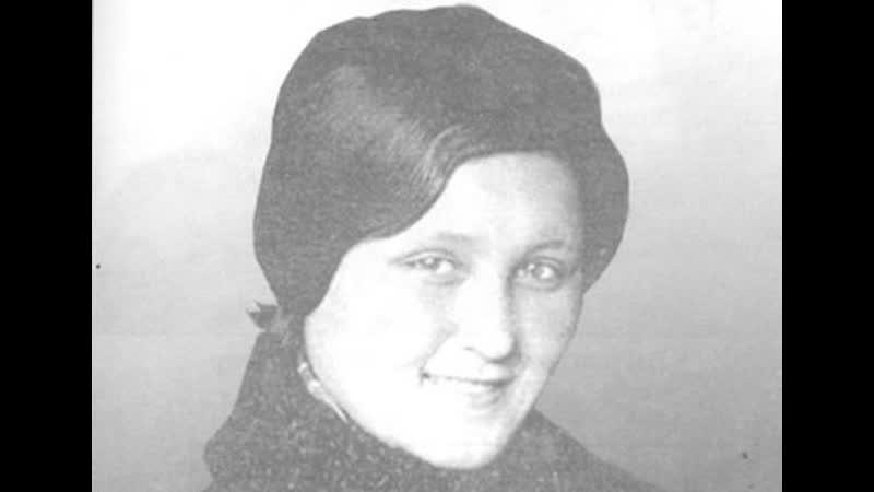 Комсомолка разведчица Алиме Аня Абденанова