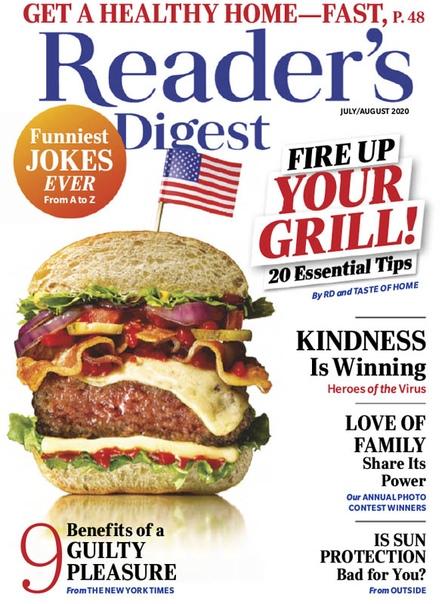 Reader's Digest - 07.08 2020
