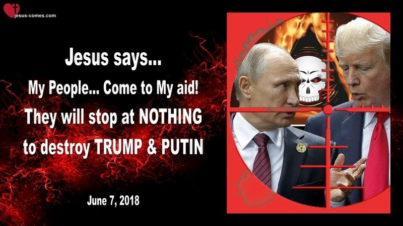 RHEMA JULY 4, 2020 🙏 THEY STOP AT NOTHING TO DESTROY TRUMP PUTIN ❤️ Love Letter from Jesus
