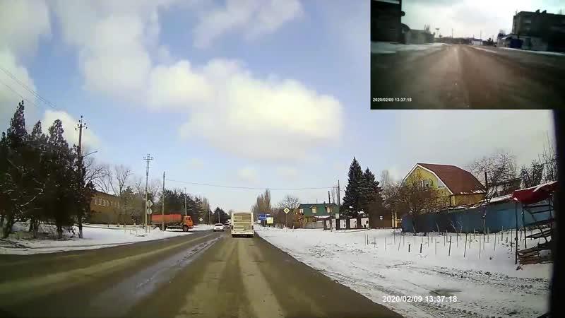 VID 2020 02 09 1 ft Н Сенчукова и В Рыбин Падал снег Белый ковёр