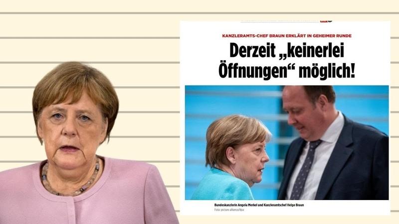 CDU Mann stellt klar Derzeit keinerlei Öffnungen möglich