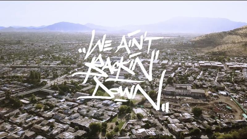 BlabberMouf WE AINT BACKIN' DOWN OFFICIAL MUSIC VIDEO