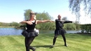 Robert Fripp and Toyah Wilcox perform Swan Lake.