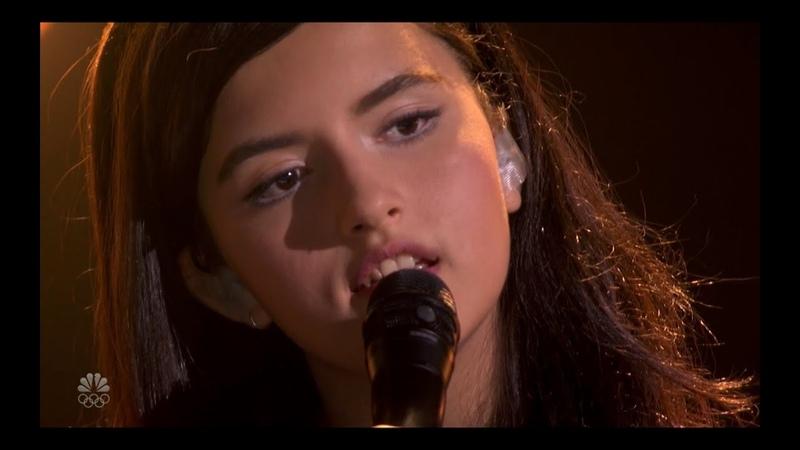 Angelina Jordan - Bohemian Rhapsody - America's Got Talent: The Champions One - January 6, 2020