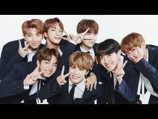 BTS WORLD TOUR 'LOVE YOURSELF: SPEAK YOURSELF' в Wembley Stadium