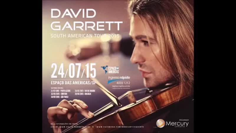 Show do David Garrett - São Paulo - 24_07_2015