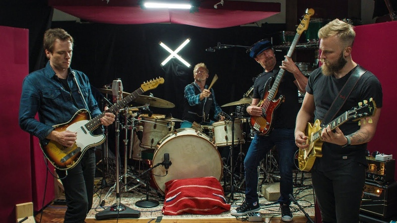 Jackson Audio BLOOM LIVE PERFORMANCE featuring Joey Landreth Justin Weaver Nigel Hendroff QOTSA