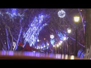 Новогоднее поздравление мэра Томска Ивана Кляйна