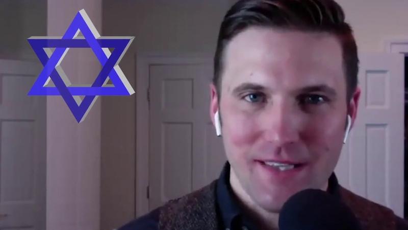 Richard Spencer admits he is Jewish on Rabbinical TV Broadcast