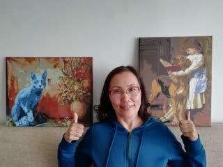 Моя картинная галерея))))