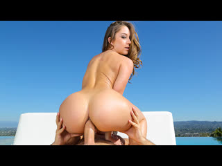 Remy LaCroix - Remys Ring Toss: Remastered (Anal, Blowjob, Brunette, Natural Tits, Oil, Hardcore)